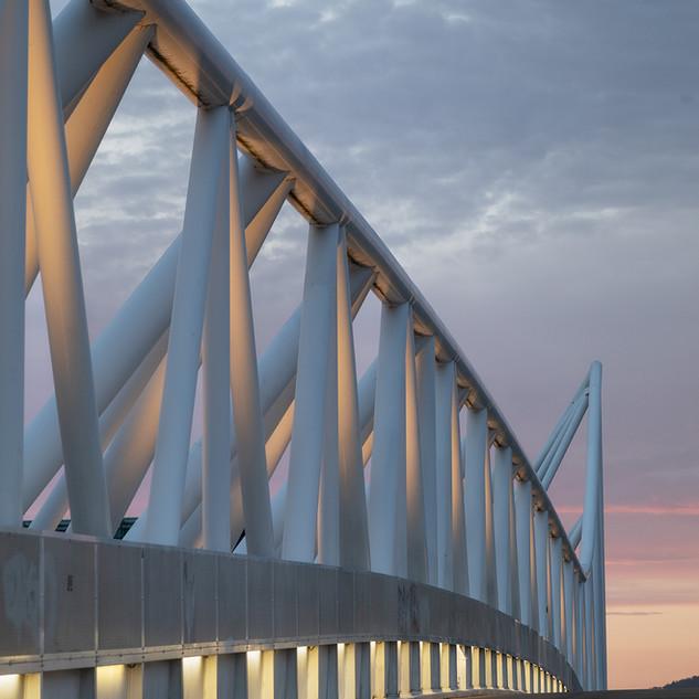Nordenga bridge. Oslo.