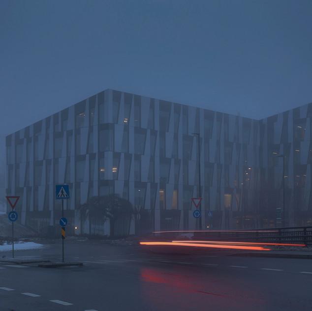 Nydalen. Oslo