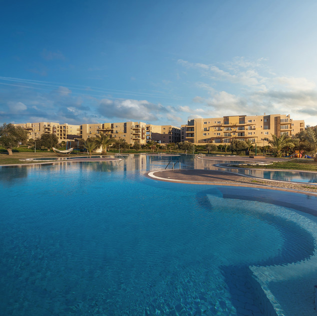 Thalassa Beach Resort. Nord Kypros