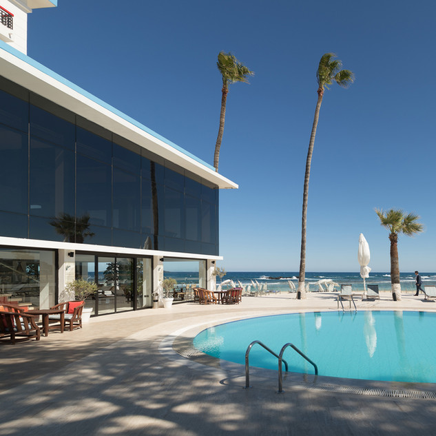 Arkin Palm Beach Hotel. North Cyprus