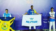 Davi Guilherme Silva conquista o vice campeonato do Grand Slam 2020 de Taekondo