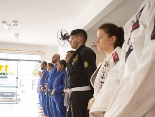 Fotos do Seminário de Jiu Jitsu com Gabriel Bosquê na Alliance Jaguariúna