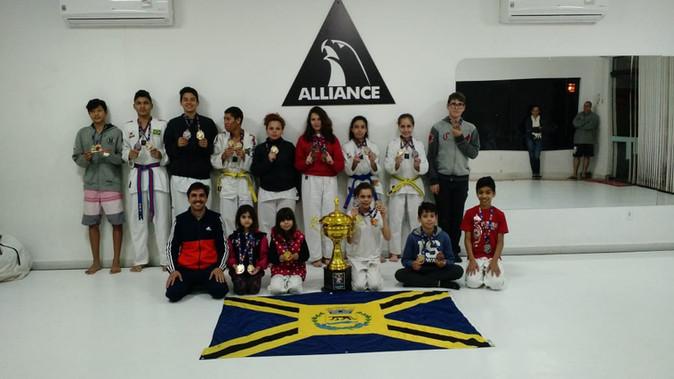 Mais um grande feito do Taekwondo Jaguariunense.