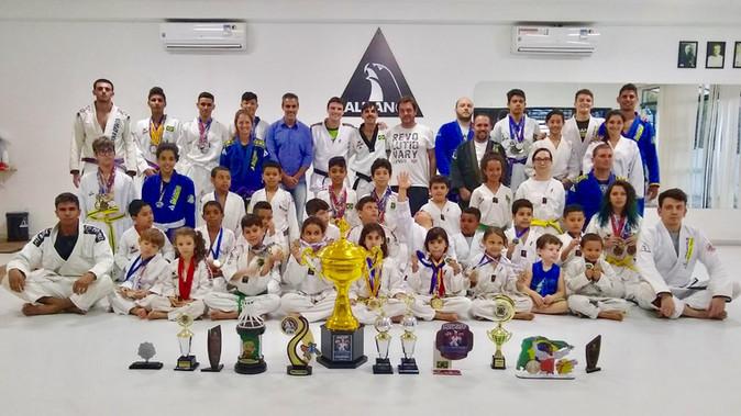 Um 2018 repleto de alegrias e conquistas no espaço Alliance Jaguariúna - VidAtiva Movimento e Bem-es