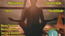 Yoga é para todos!