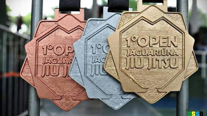 Equipe de Jiu-Jitsu de Jaguariúna conquista 11 medalhas no Primeiro Open Jaguariúna de Jiu-Jitsu e o