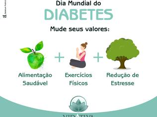 Dia Mundial Do Diabetes - Prevenção