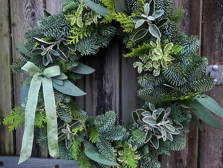 Wreath Care: How to get the best from your BLOOM Christmas wreath