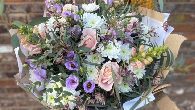 Florists Choice Gift Bouquet