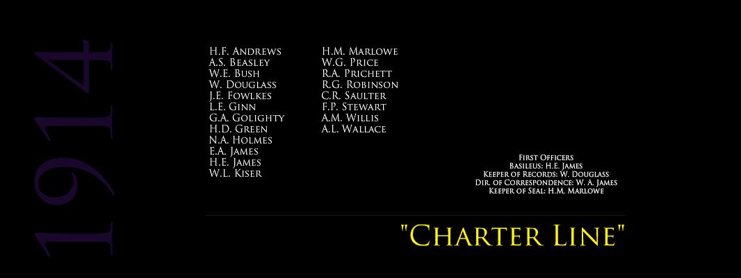 14 charter line