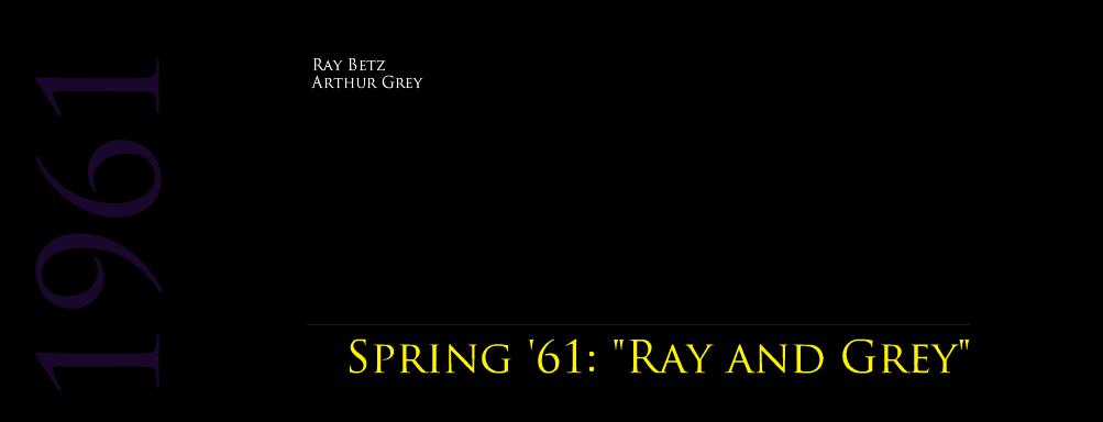 Spring '61