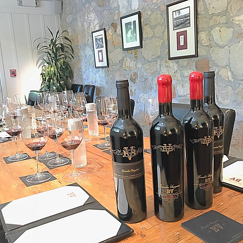 Belieau Vineyards Wines