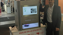 CheckMate™ QA now on show at the Cibus Tec Exhibition in Parma Italy