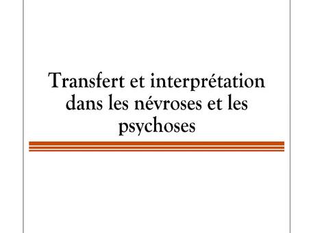Revue de psychanalyse №6
