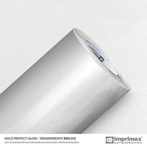 Auto-Adesivo - Monomérico - Transparente Brilho