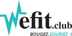 Logo Wefit noir png