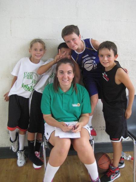 Camp Basket ESLB 2015