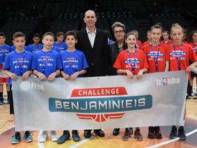 Mathéo remporte le Challenge Benjamin