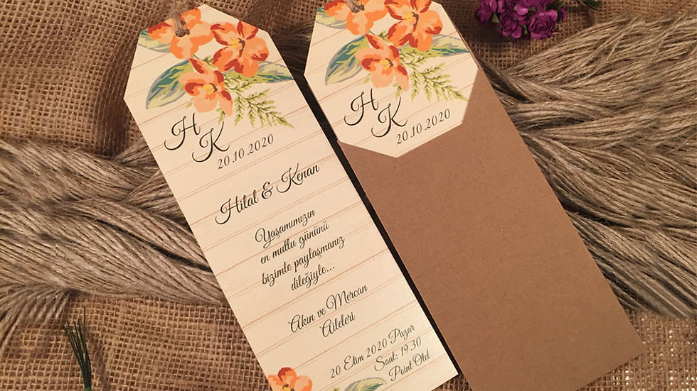 Invitatie nunta (52542)