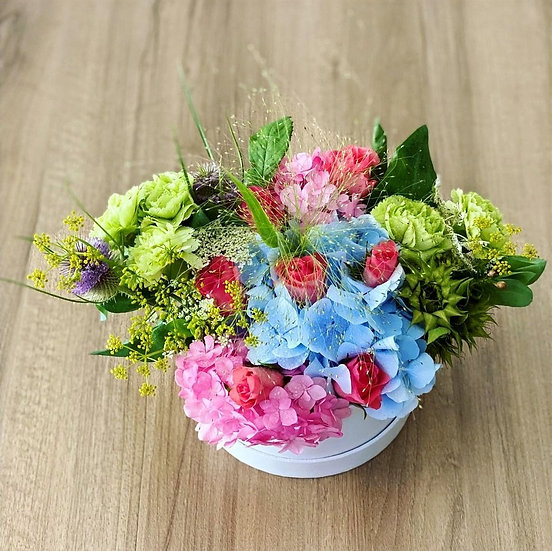 """Aranjament floral - """"Alegerea floristului"""" - Cod: AnaAreFlori109"""