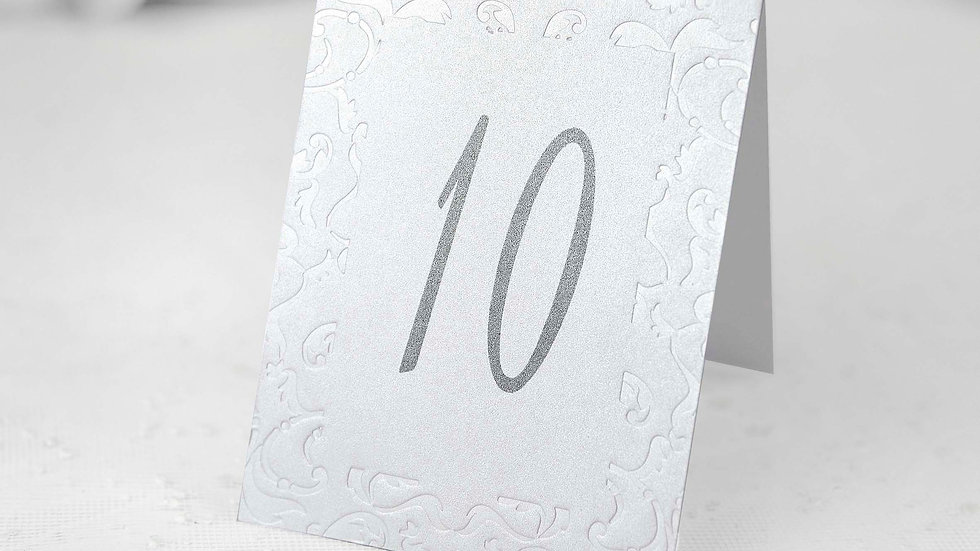 Numar de masa 1110nX