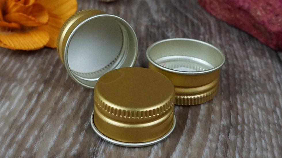 Capac aluminiu gold (26_19)