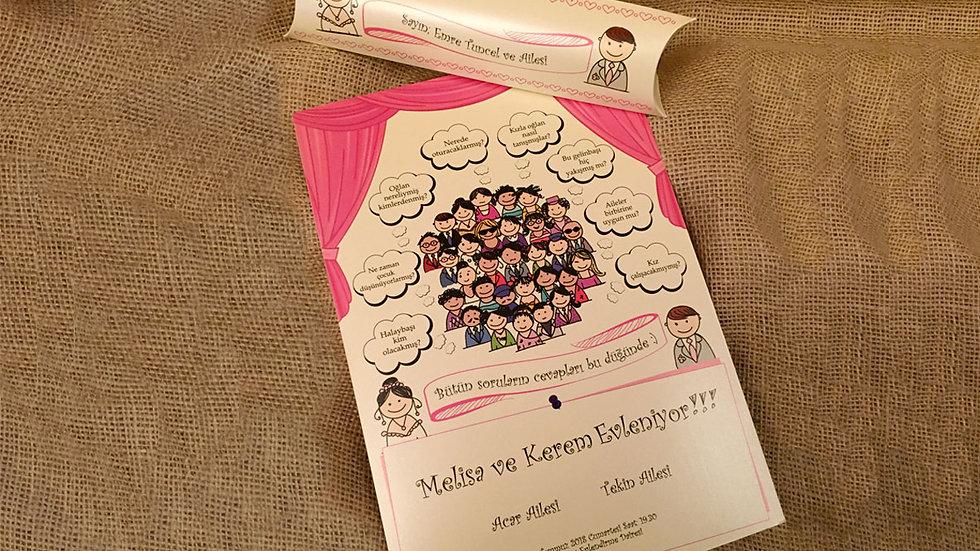 Invitatie nunta (41453)