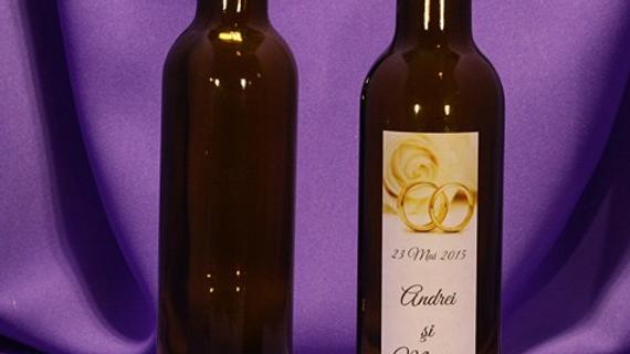Sticla vin 375ml