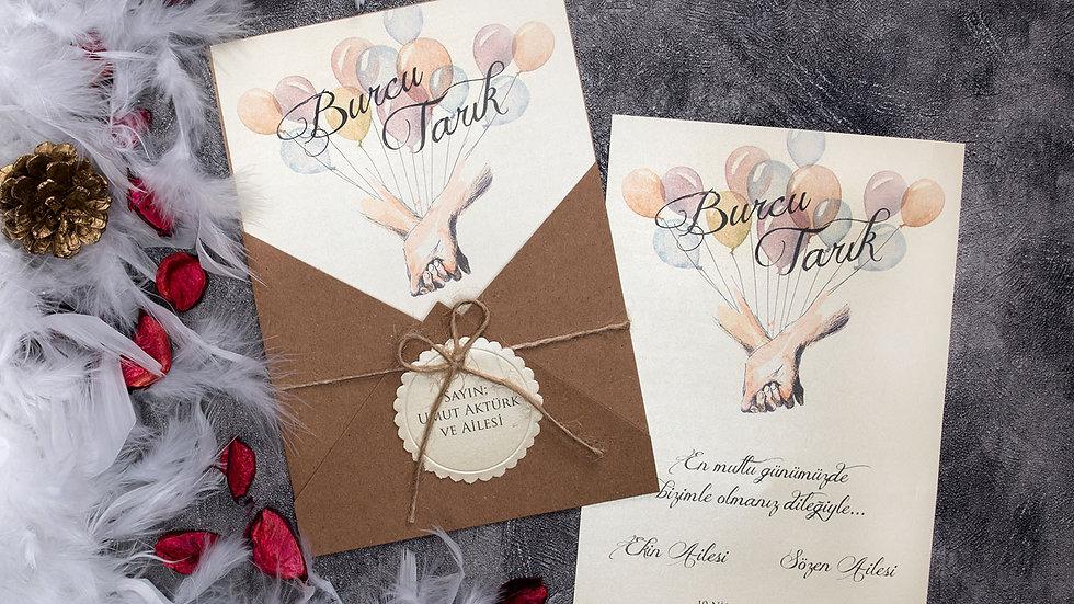Invitatie nunta (63683)