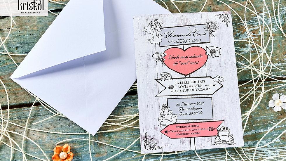 Invitatie nunta (70346)