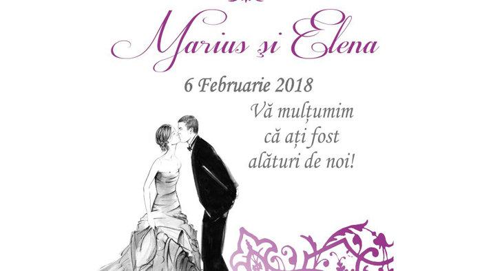 Eticheta sticla 2811 (Romantic 7)
