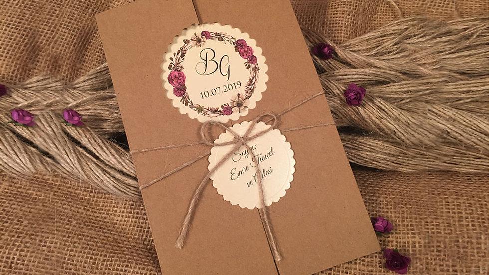 Invitatie nunta (52521)