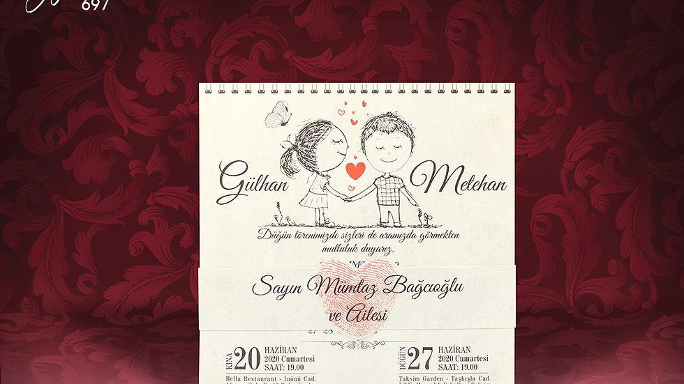 Invitatie nunta (697)