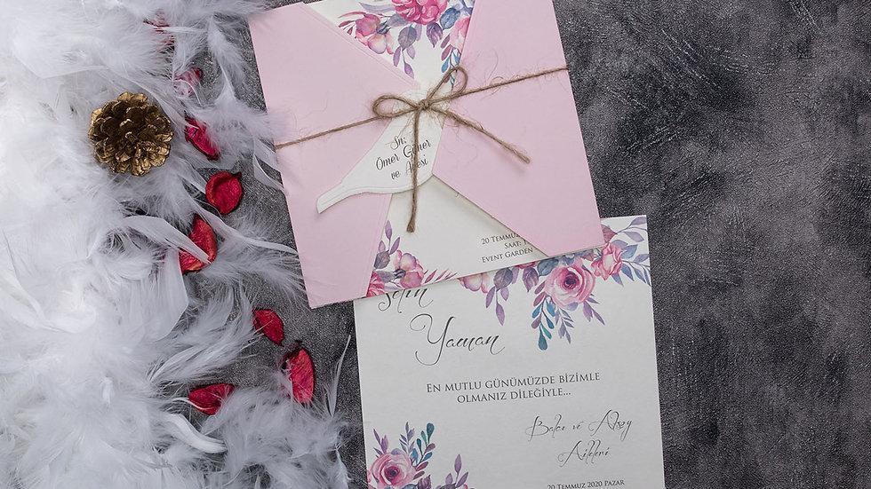 Invitatie nunta (63689)