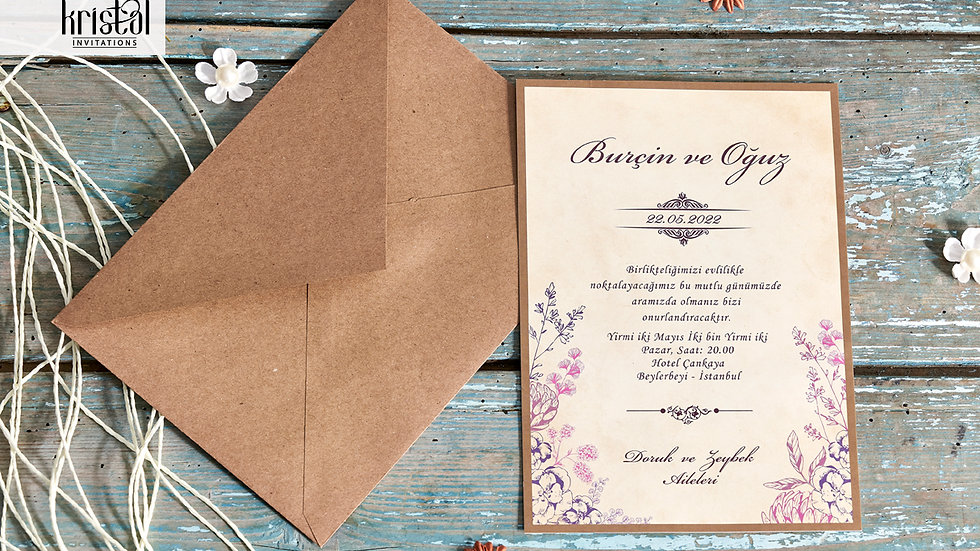 Invitatie nunta (70237)