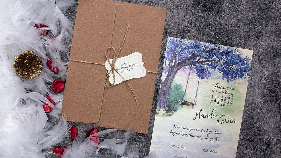 Invitatie nunta (63652)