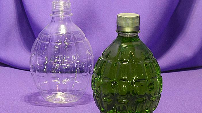 Sticla pet (plastic) bomba 500ml