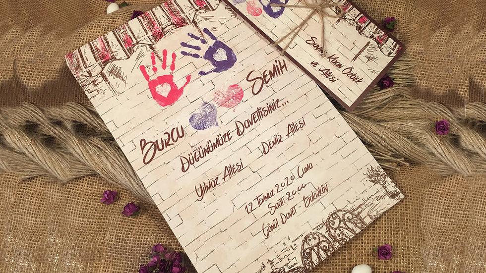 Invitatie nunta (52552)