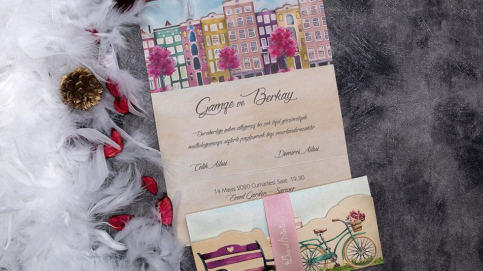 Invitatie nunta (63691)