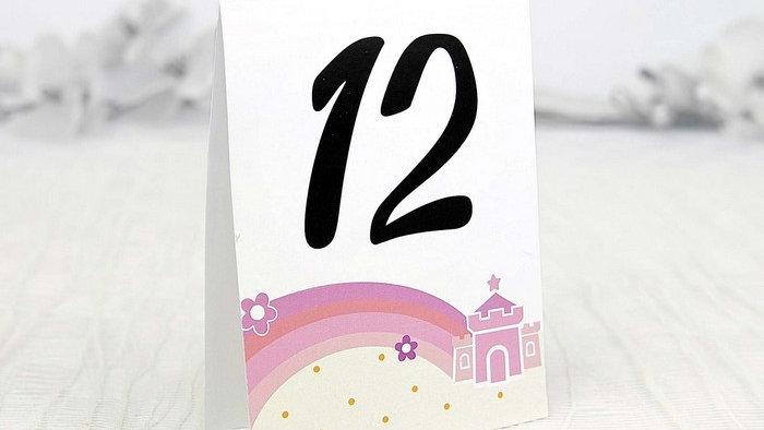 Numar de masa botez si zile aniversare 1507nX