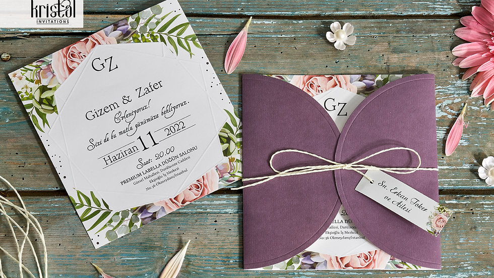 Invitatie nunta (70295)
