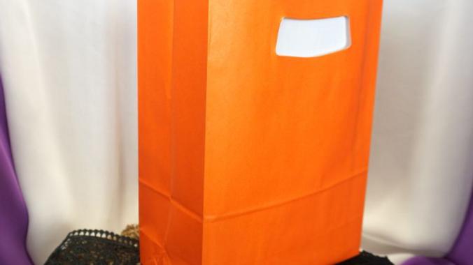 Punga (orange_bag_S)