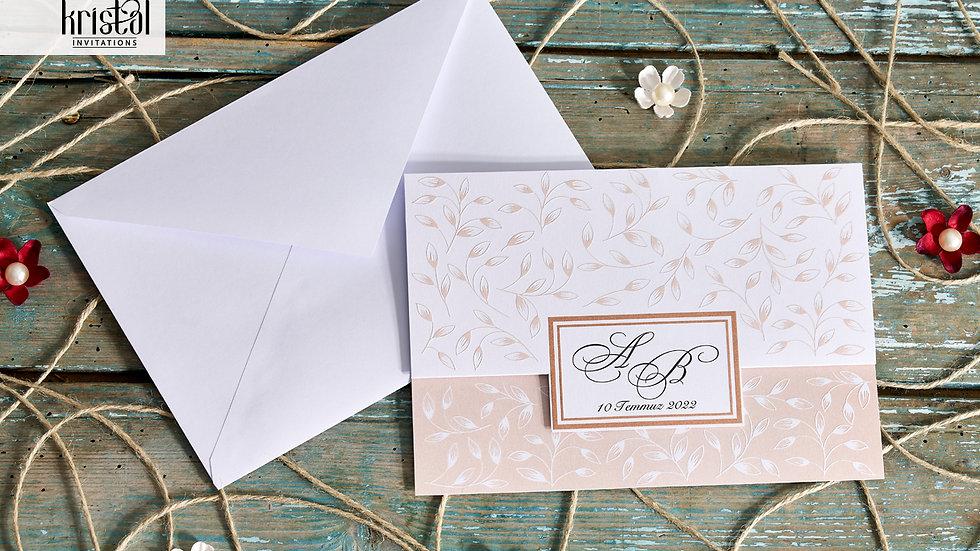 Invitatie nunta (70315)
