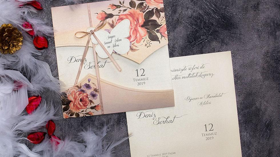 Invitatie nunta (63647)