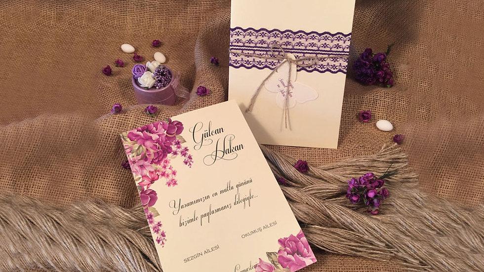 Invitatie nunta (52533)