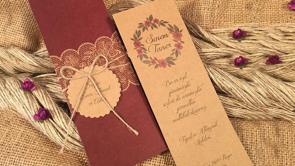 Invitatie nunta (52551)