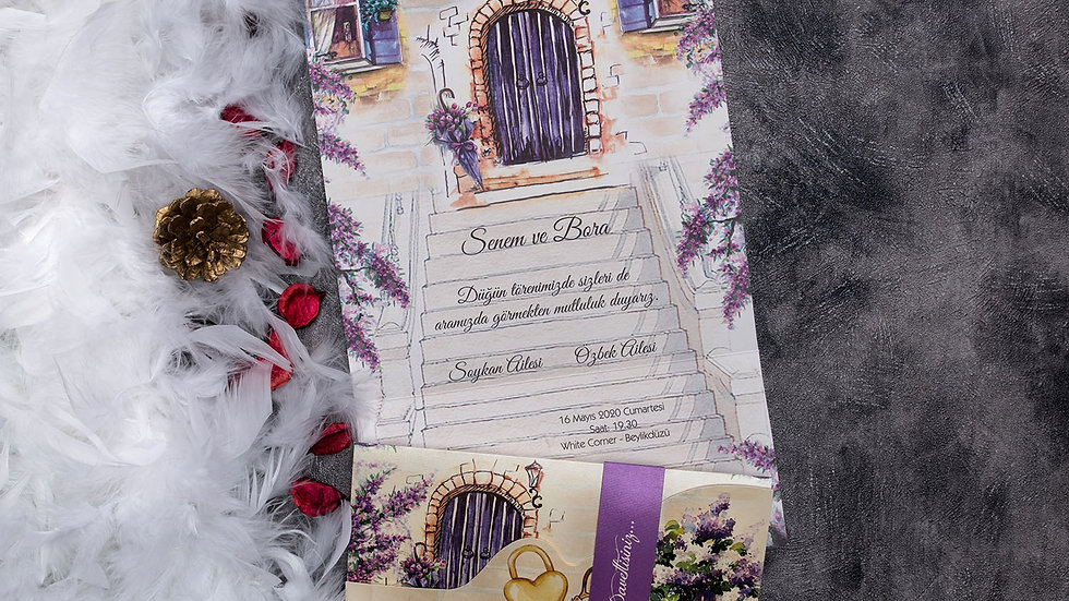 Invitatie nunta (63650)