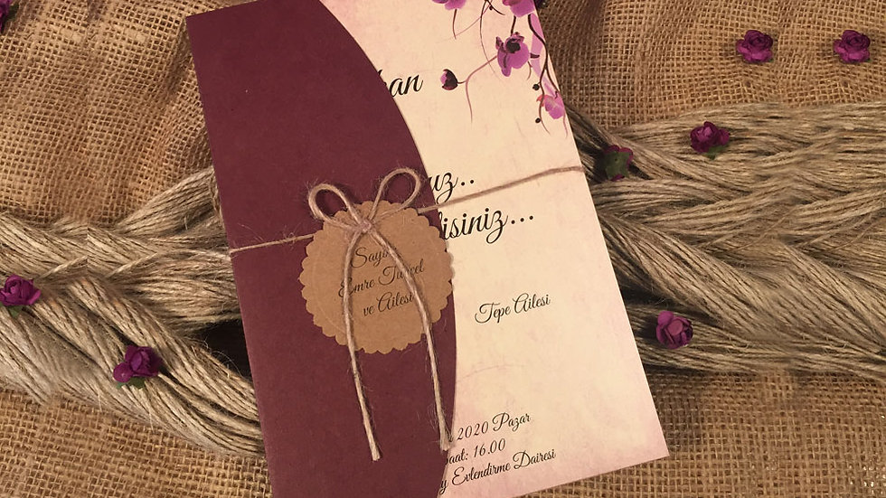 Invitatie nunta (52569)