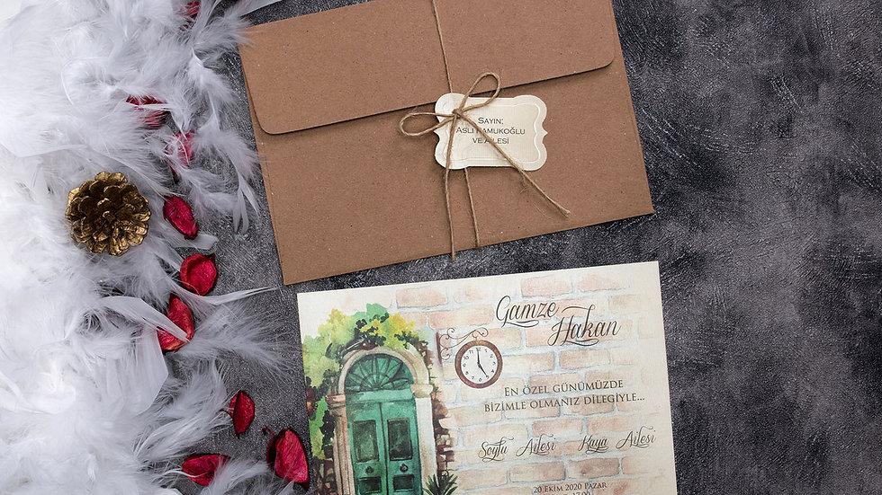 Invitatie nunta (63653)
