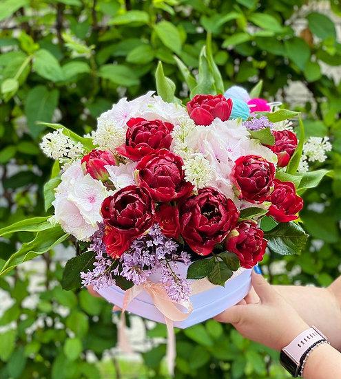 """Aranjament floral - """"Alegerea floristului"""" - Cod: AnaAreFlori11"""